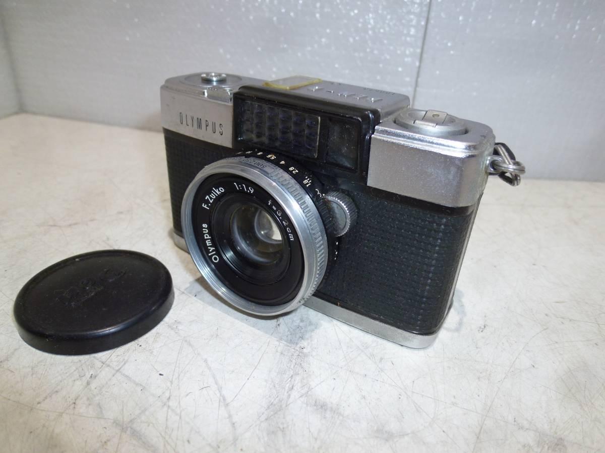 Olympus PEN-D F..zuiko 1:1.9 f=3.2cm付 カメラ