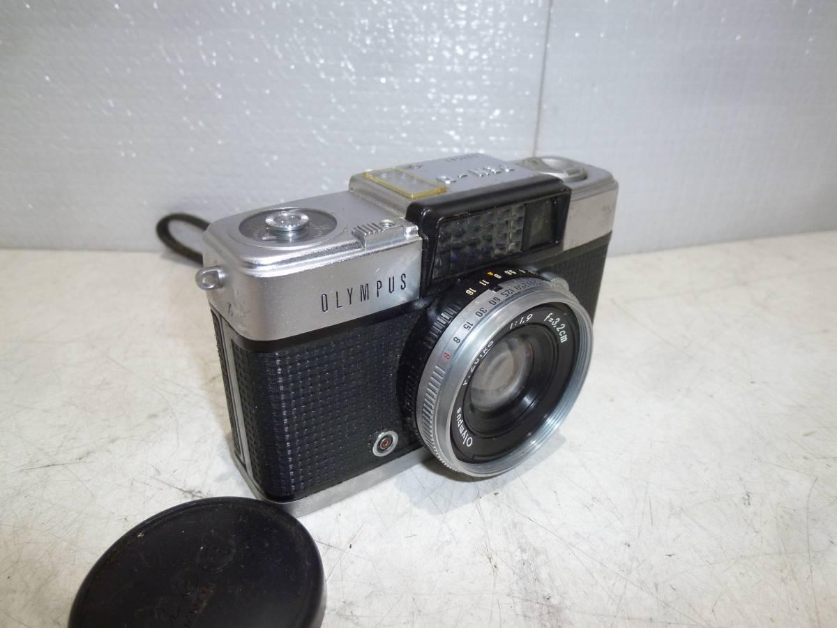 Olympus PEN-D F..zuiko 1:1.9 f=3.2cm付 カメラ_画像2