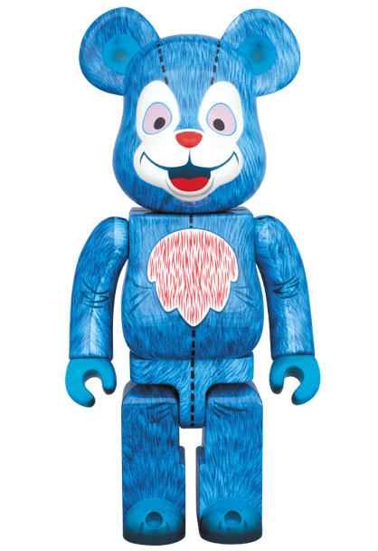 新品未開封 MILKBOYTOYS BE@RBRICK THE IT BEAR 400% MILKBOY Medicom Toy Plus ベアブリック ミルクボーイ メディコム・トイ 即決_画像1