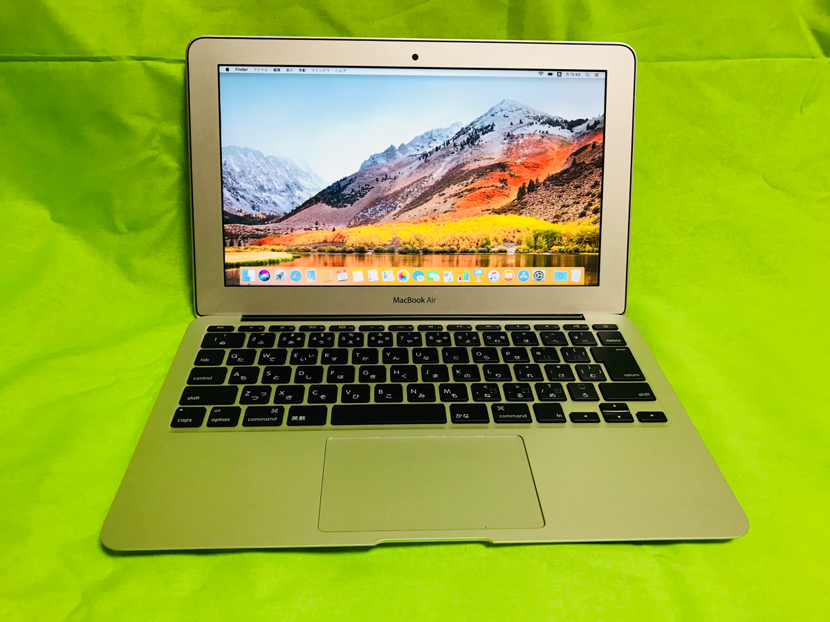 MID2012 MacBook Air i5 64GB 11inch