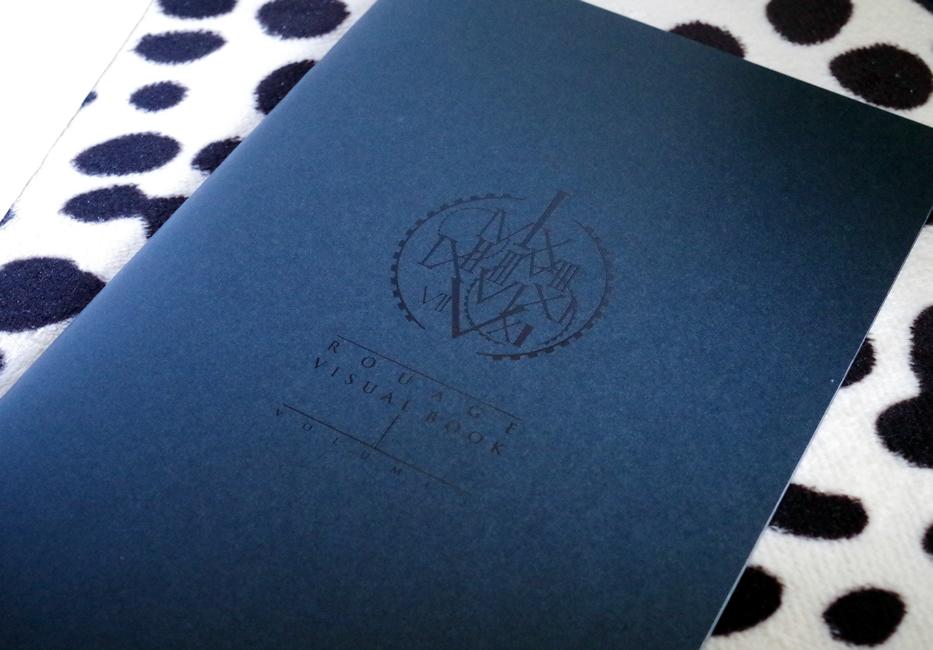▲ROUAGE/中古写真集「VISUAL BOOK VOLUME 2」TOUR MIND-eat Capsule-MIND 1997.5.3 SHIBUYA KOUKAIDO▼ルアージュ STRAY PIG VANGUARD
