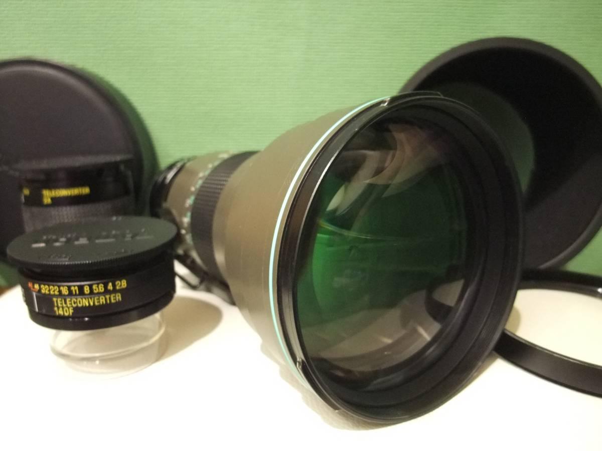 ● タムロン SP 300mm F2.8 LD IF モデル60B マウント交換式で各社カメラに対応 付属テレコンで 420mm 600mm にも 超望遠 単焦点 大口径 ●