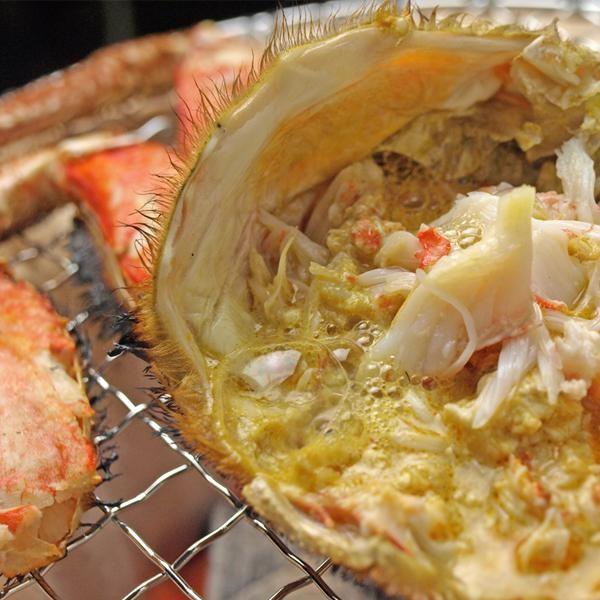 最高級品 大きなボイル毛ガニ 特大サイズ 5kg (6尾入り)_蟹の鮮度と風味が最高です!