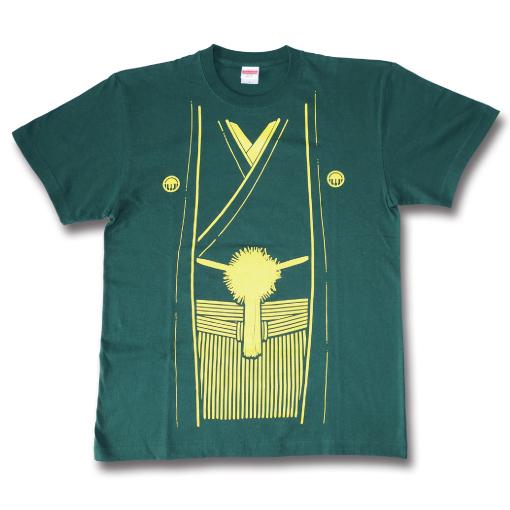 新品 レキシ 袴Tシャツ [グリーン] (大妖精Tシャツ) 武道館限定Tシャツ M