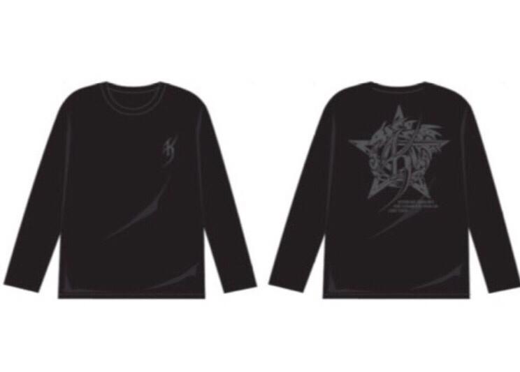 氷室京介 LAST GIGS FILM ロングスリーブTシャツ XLサイズ 新品未開封 ウロボロス