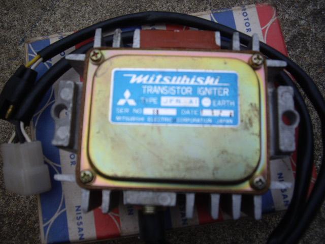 S20 イグナイター 日産 純正 未使用 KPGC10 432 GTR ハコスカ ケンメリ