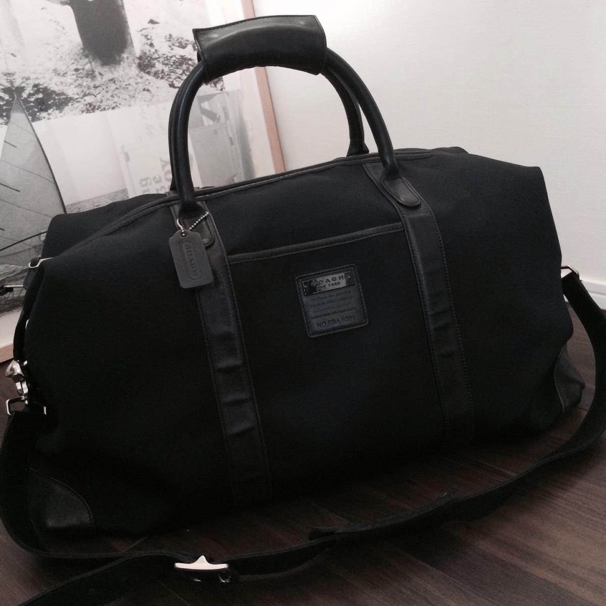 【正規品】COACH コーチ メンズ 2WAYボストンバッグ 旅行鞄 ショルダー ハンド 1000円~ 最落なし!!