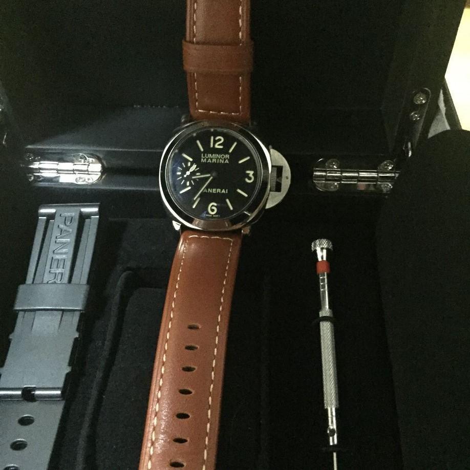 オフィチーネ パネライ PANERAI CLASSIC 高級腕時計_画像3
