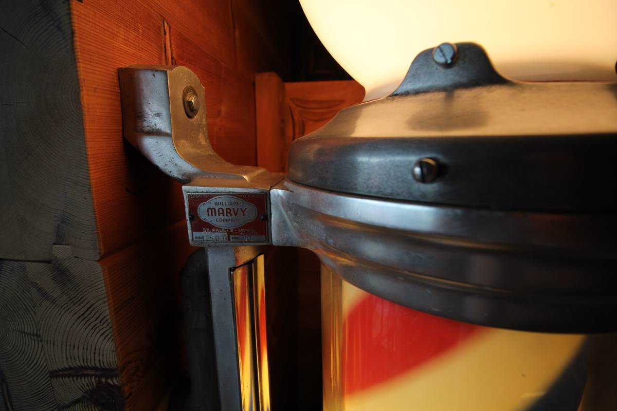 床屋さんのサイン。BARBER SHOPの看板。'50sスタイル!本物のアメリカアンティークです!!!_画像7