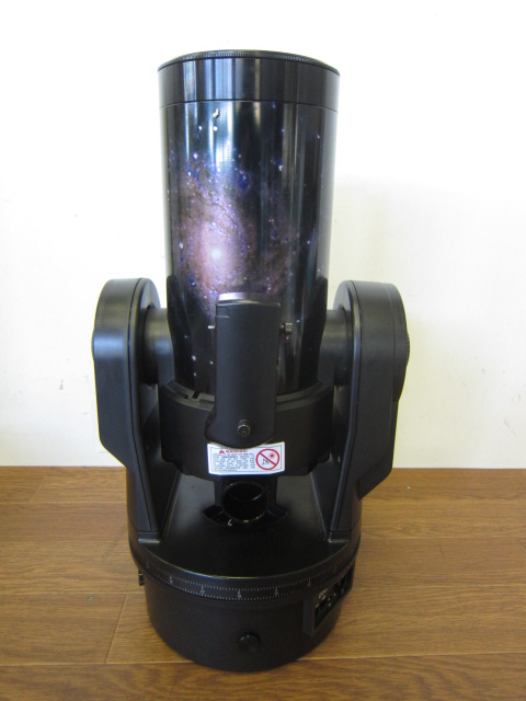 MEADE ETX-105 天体望遠鏡/ミード/D=105mm F=1470mm f/14/MADE IN U.S.A/アルミケース付き/ジャンク#AZ188 _画像3