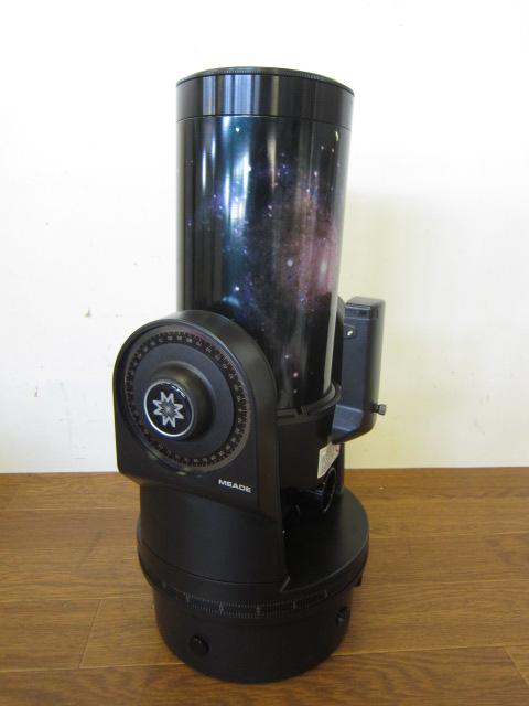MEADE ETX-105 天体望遠鏡/ミード/D=105mm F=1470mm f/14/MADE IN U.S.A/アルミケース付き/ジャンク#AZ188 _画像5