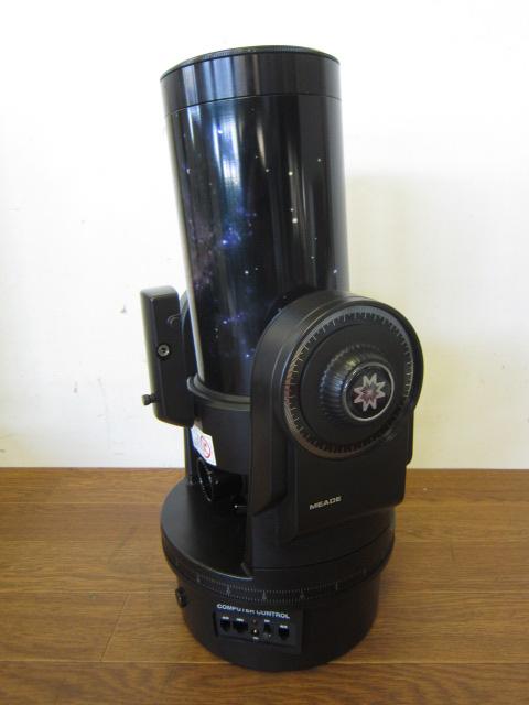 MEADE ETX-105 天体望遠鏡/ミード/D=105mm F=1470mm f/14/MADE IN U.S.A/アルミケース付き/ジャンク#AZ188 _画像4