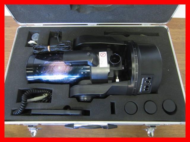 MEADE ETX-105 天体望遠鏡/ミード/D=105mm F=1470mm f/14/MADE IN U.S.A/アルミケース付き/ジャンク#AZ188
