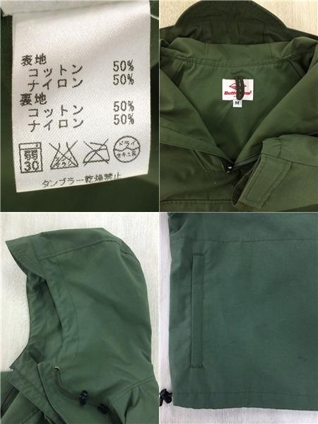 Batten wear/scout Anorak/MADE IN USA//M/コットン/KHK_画像3