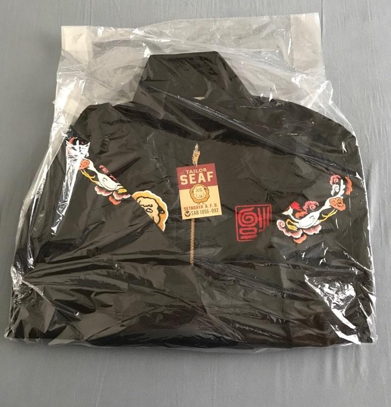 世田谷ベース セタジャン 【XLサイズ】 スーベニア・ジャケット  トイズマッコイ コラボレーション 新品 未使用