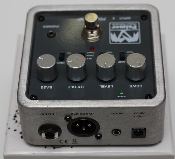 PALMER POCKET AMP ギターアンプシミュレーター_画像2