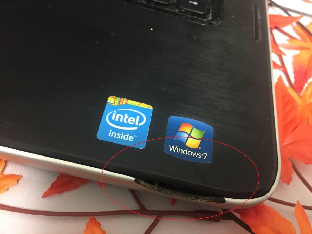 Dell Vostro 2520 ジャンク品 _画像3