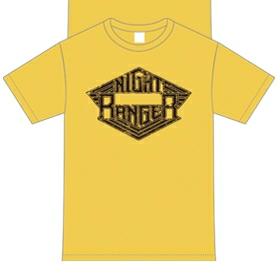 ナイトレンジャーNIGHTRANGER 東京10/8公演限定 Tシャツ(XLサイズ)新品美品