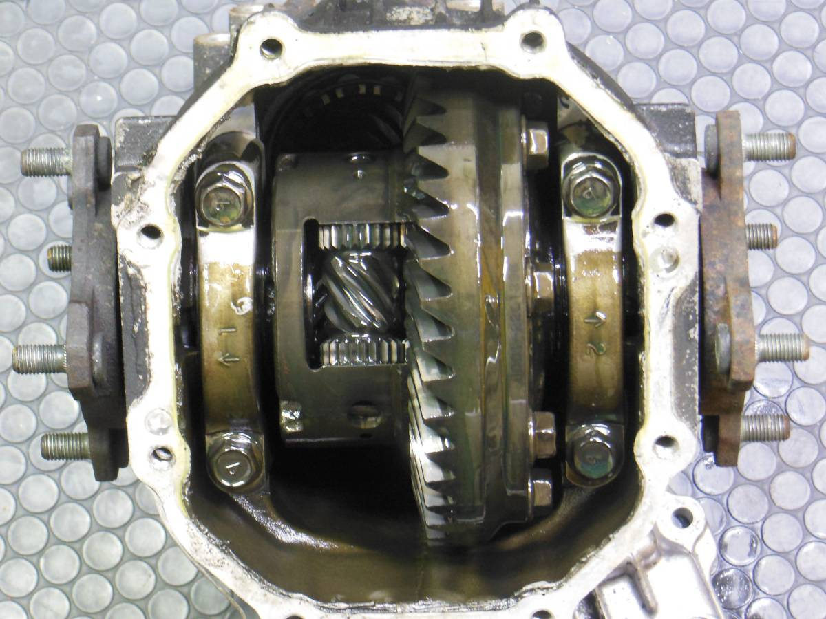 カプチーノ EA11R EA21R用 純正トルセンLSD 中古品