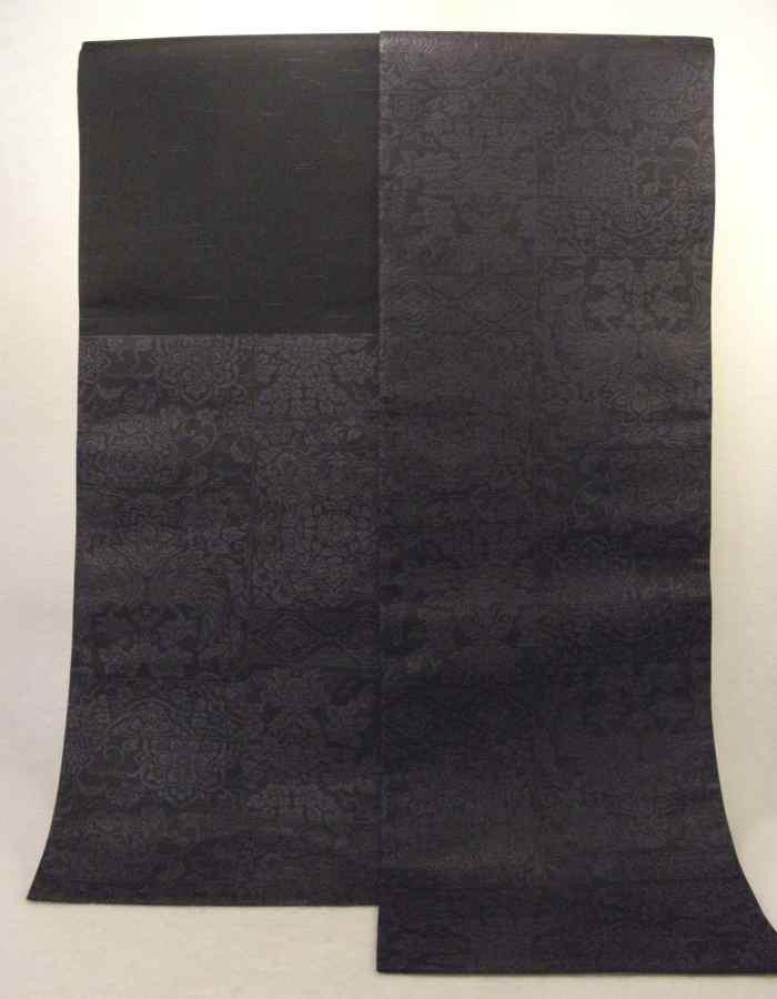 【帯喜楽】た2●袋帯●美品●鳳彩正倉院紋_画像3