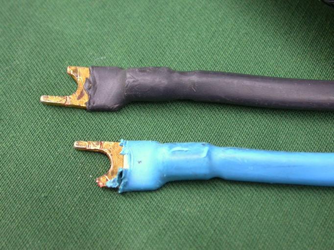 米PAD/PROTEUS Rev.A Bi-Wire 2.0m スピーカーケーブル、バイワイヤー・ペア(4本)_画像6