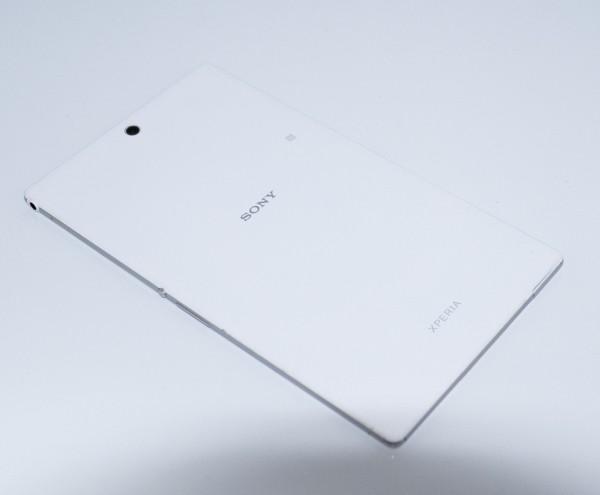 【美品】SONY Xperia Z3 Tablet Compact SGP621 LTE SIMフリー★ホワイト Android7化済+おまけ_画像3