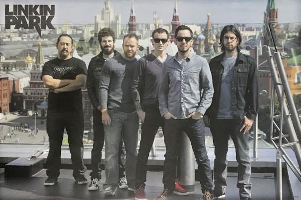 【送料無料】リンキン・パーク(Linkin Park)ポスター ■ [J-4345]