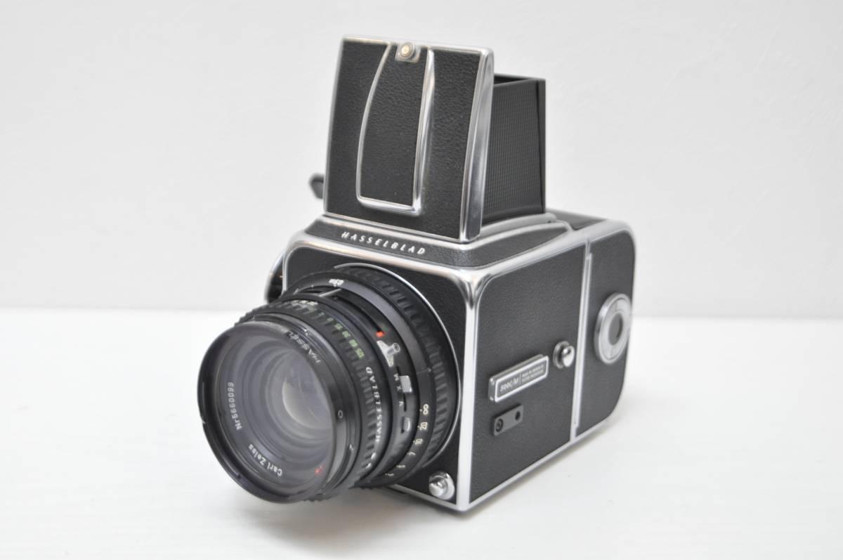 #0684 HASSELBLAD 500C/M Planar 80mm F2.8 Carl Zeiss ハッセルブラッド 中判フィルムカ