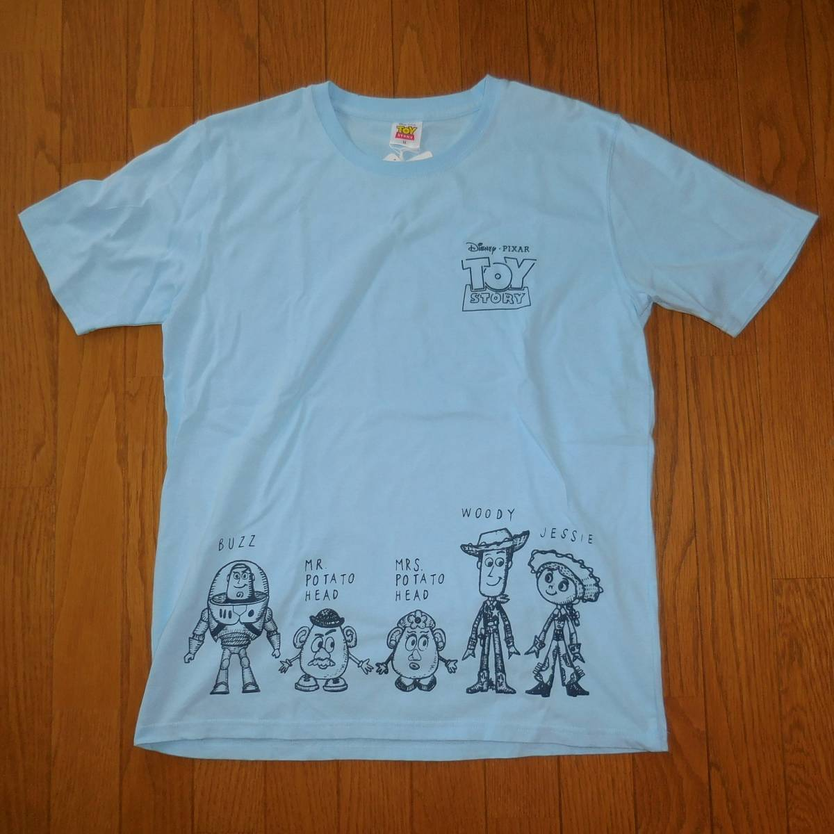 トイ・ストーリーTシャツ LLサイズ Avail しまむら_画像1