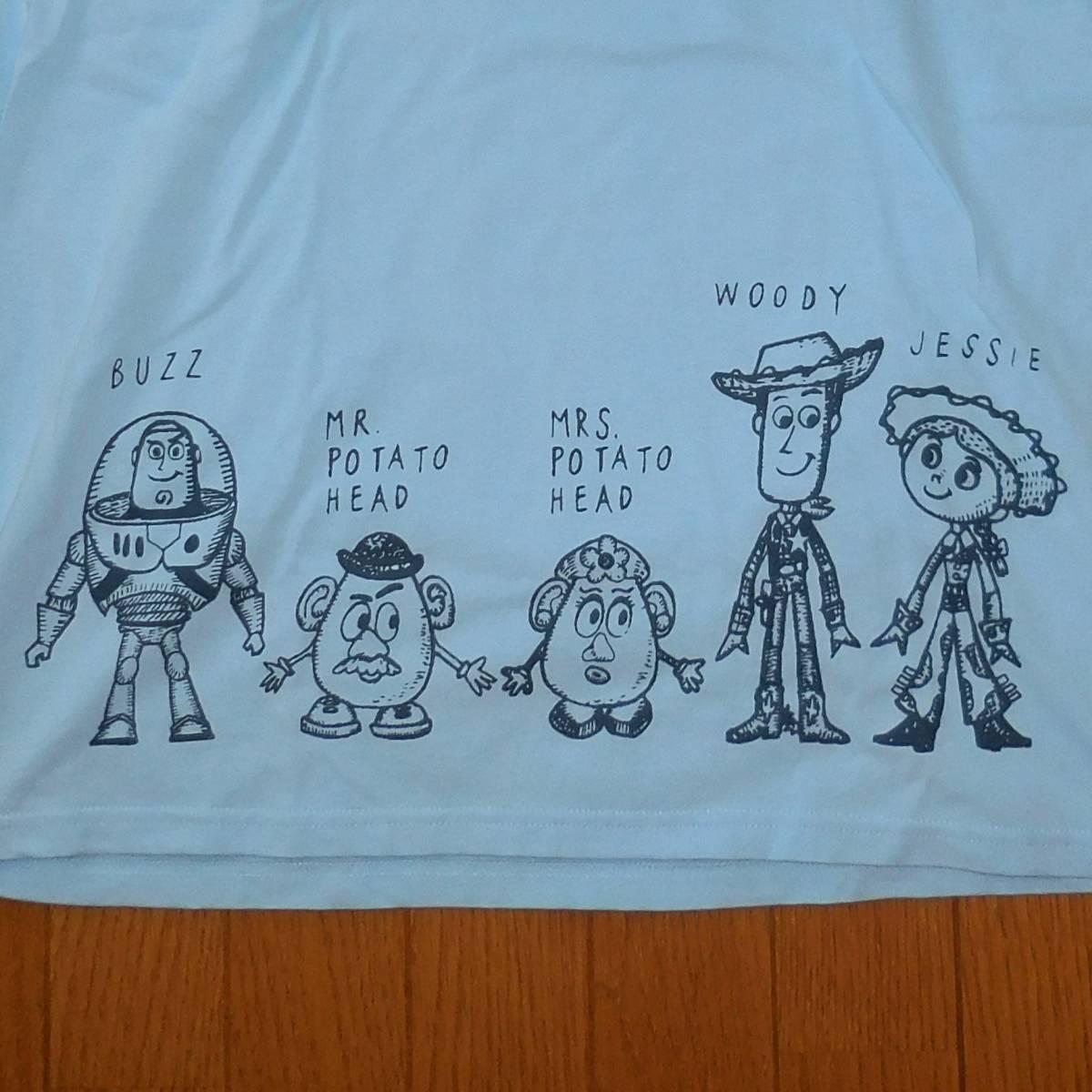 トイ・ストーリーTシャツ LLサイズ Avail しまむら_画像2