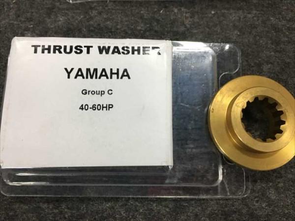 「YAMAHA船外機用 40-60HP スラストワッシャー」の画像1