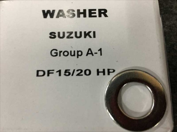 SUZUKI DT15-20HP for washers