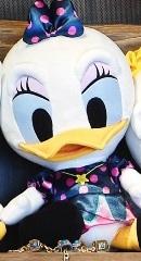 ディズニーシー非売品ぬいぐるみ 2017ハロウィン デイジー ディズニーグッズの画像