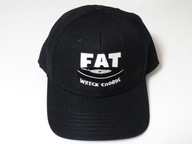 新品/FAT wreck chords CAP/NOFX Hi-STANDARDLAGWAGONOUSEFORANAME