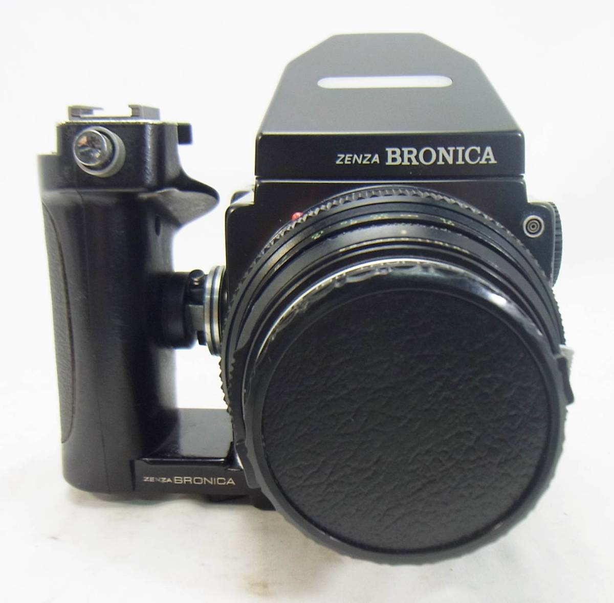 【ZENZA】ゼンザ☆BRONICA/ブロニカ☆ETR Si☆ZENZANON MC 1:2.8 f=75mm_画像7