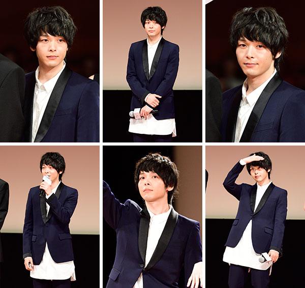 中村倫也 先生! 、、、好きになってもいいですか? 完成披露試写会 生写真10枚