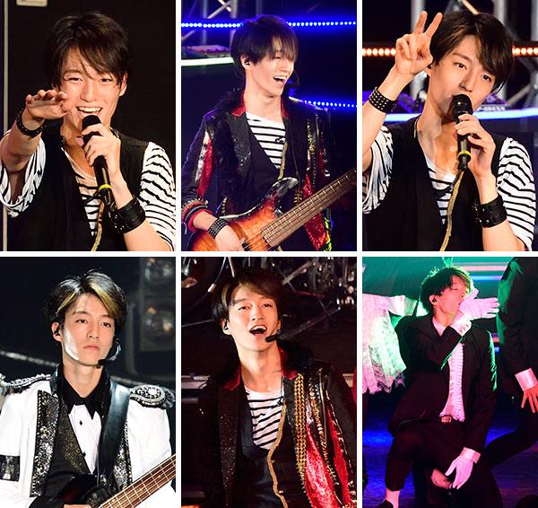 森田美勇人 Love-tune Live 2017 生写真B20枚