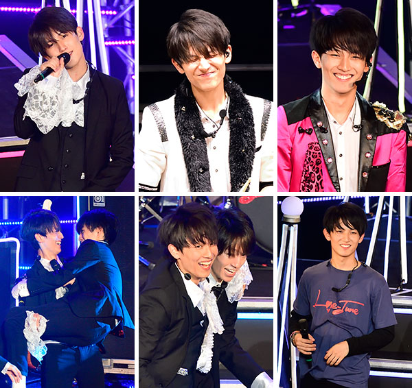 萩谷慧悟 Love-tune Live 2017 生写真B20枚