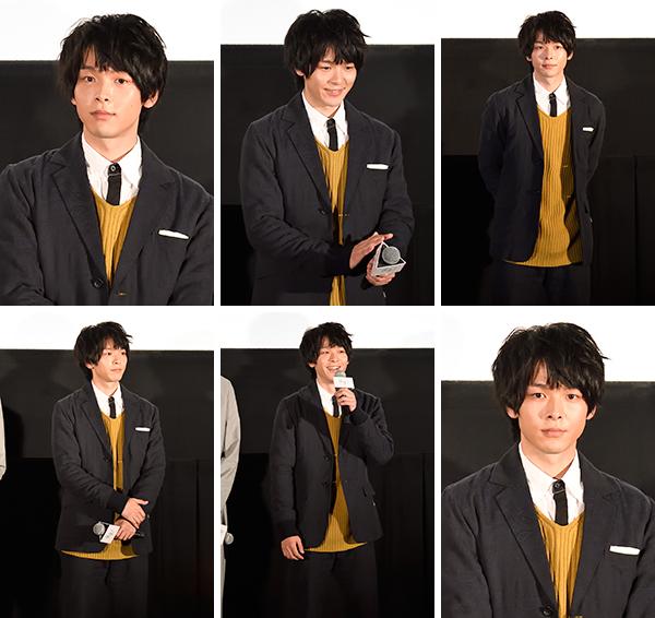 中村倫也 先生! 、、、好きになってもいいですか? 初日舞台挨拶 生写真10枚