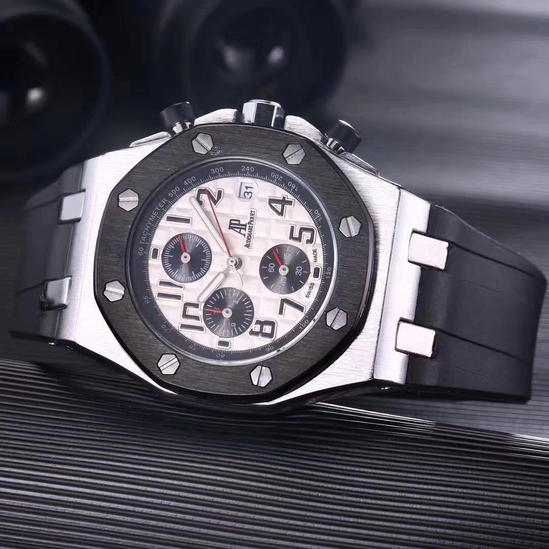 新品 AUDEMARS PIGUET メンズウォッチ オーデマピゲ 腕時計