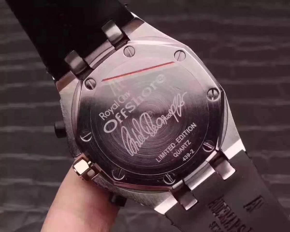新品 AUDEMARS PIGUET メンズウォッチ オーデマピゲ 腕時計_画像2