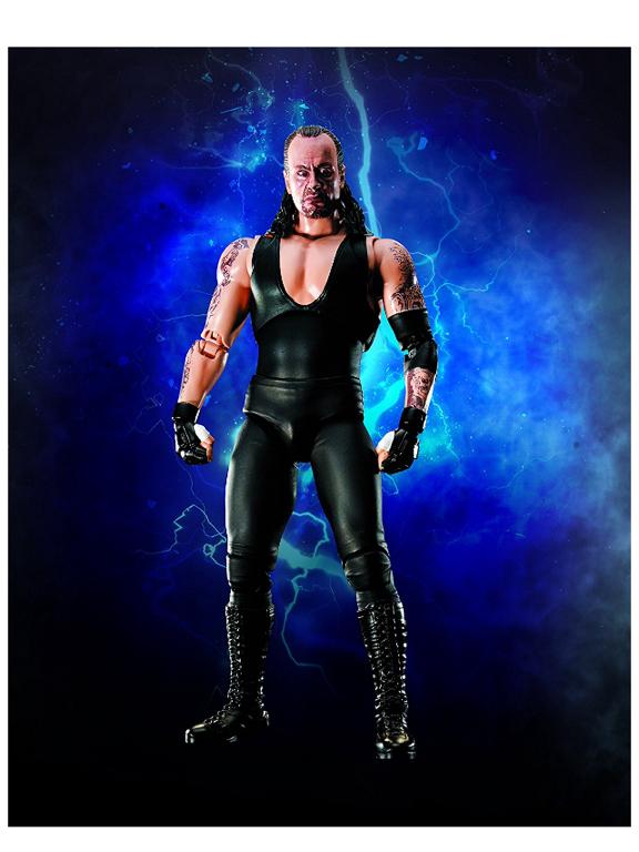魂ウェブ商店 限定 S.H.Figuarts フィギュアーツ WWE UndertaKer アンダーテイカー 新品 未開封 グッズの画像