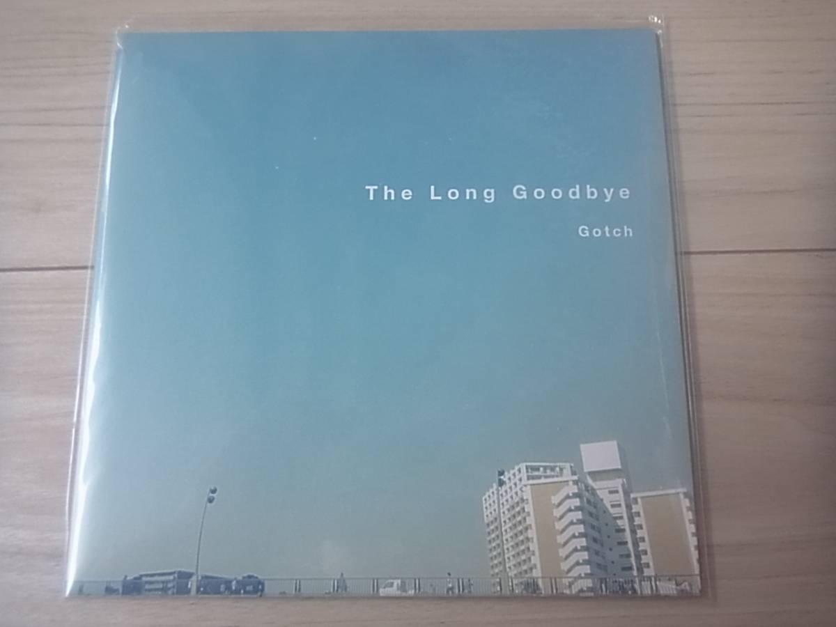 PUNPEE(PSG)参加&リミックス!Gotch(後藤正文 asian kung-fu generation)7inch「The Long Goodbye」新品未使用!_画像1