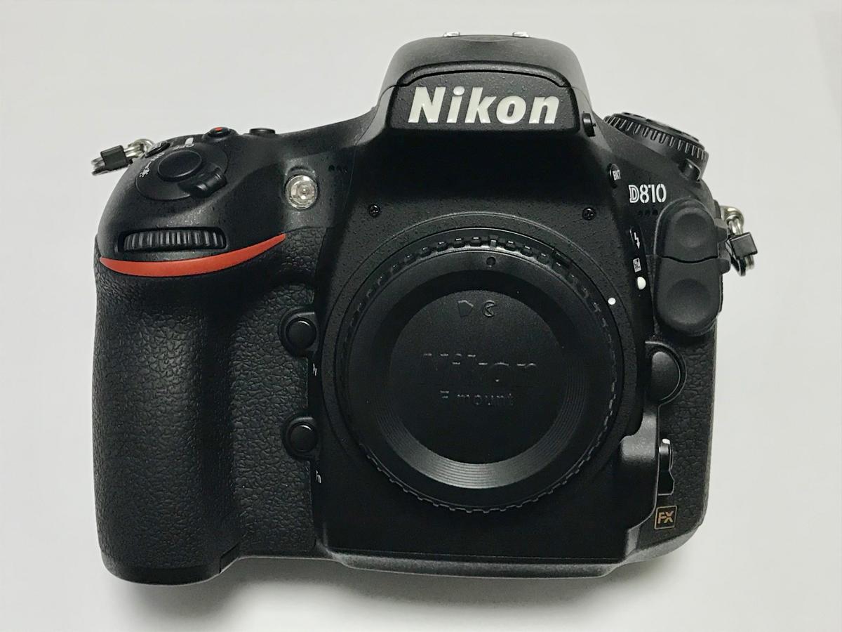 【極上品】Nikon D810 ボディのみ ショット数 560回【おまけ付き】