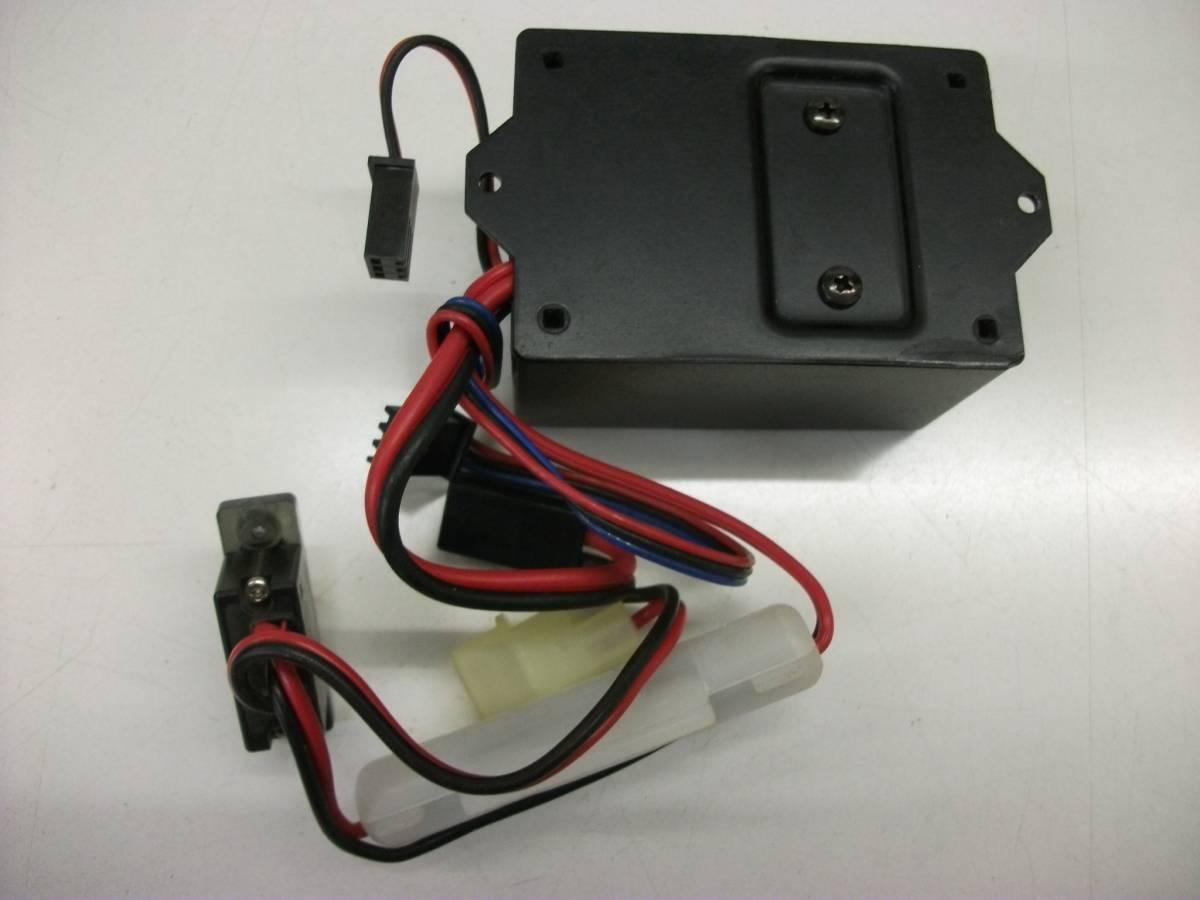 近藤科学 KO スピコン アンプ レーシングマックス RM-7 6V用 未使用品_画像3