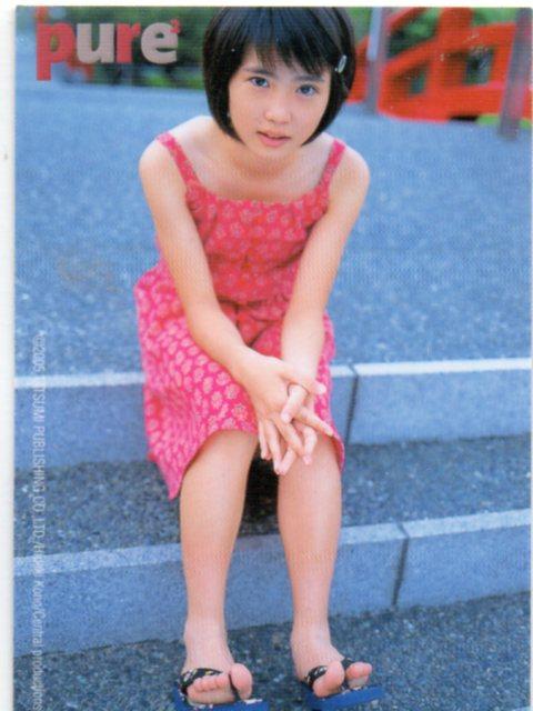 【希少】 志田未来 ピュアピュア pure2 トレカ 321 グッズの画像