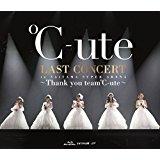 Blu-ray ℃-ute ラストコンサート in さいたまスーパーアリーナ ~Thank you team℃-ute~ 即決送料無料 ライブグッズの画像