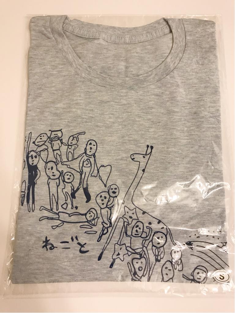 新品未開封★ねごと Tシャツ Sサイズ 2010年頃