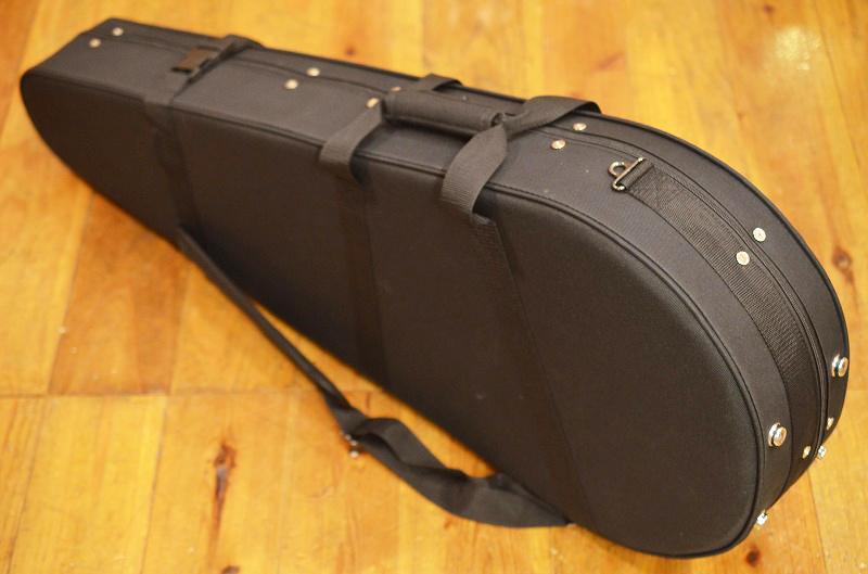 【ジャンク】A.A.A. ウルトラライトケース C-0729 バンジョー用 リゾネーター BANJO banjo 1円スタート セミハードケース_画像3