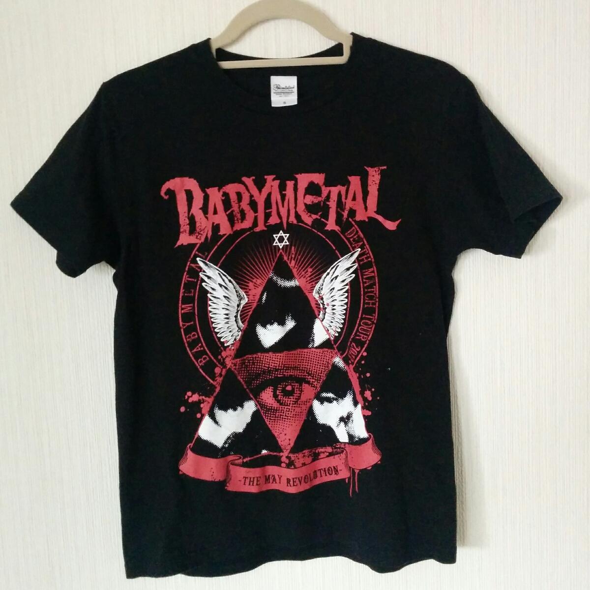 BABYMETAL Tシャツ 2013 五月革命 Sサイズ ベビーメタル ライブグッズの画像